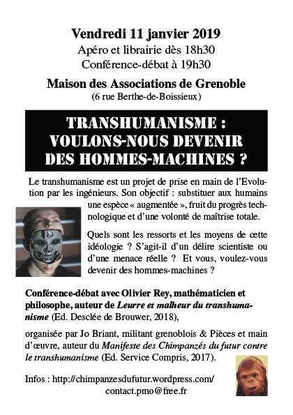 Conf Grenoble